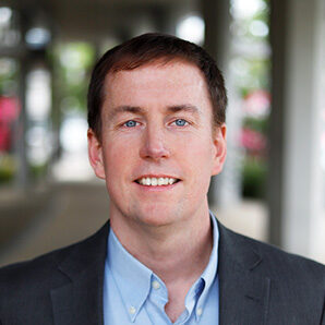 Photo of Patrick Monaghan, General Counsel